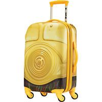 American Tourister Star Wars Spinner 21 C3PO - American Tourister Hardside Luggage