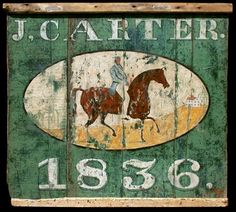 nice antique sign-JUST HAD to pin, after all, it has my name on it. :)