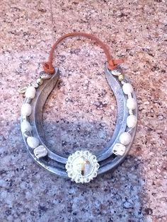Bling Horse Shoes for donation to Redbucketrescue.org