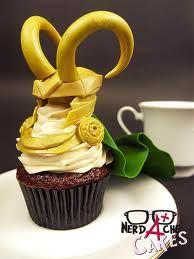 Loki cupcake to HULK SMASH into your mouth.