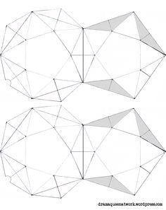 Te mostramos como hacer estrellas de papel en 3D, en 2D, y
