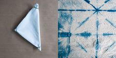 Shibori Triage DIY Design