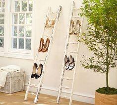 shoe ladders, shoe ladders, shoe ladders!!!