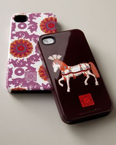 Patterned iPhone Case by iomoi at Horchow.