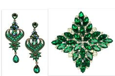 Dazzling Emerald Jewelry – wanaabeehere Ancient Persian, Emerald Jewelry, Drop Earrings, Gemstones, Beautiful, Gems, Drop Earring, Jewels, Minerals