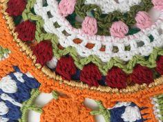 Dianne45's #Crochet MandalasForMarinke + Mental Health Awareness Days