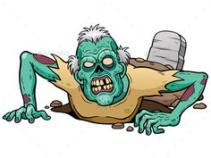 Buy Zombie by SARAROOM on GraphicRiver. Vector illustration of Cartoon Zombie Zombie Kunst, Zombie Art, Zombie Cartoon, Cartoon Clip, Zombie Drawings, Cartoon Drawings, Zombie Illustration, Cartoon Monsters, Monsters