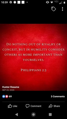 Philippians 2, Favorite Bible Verses, Humility