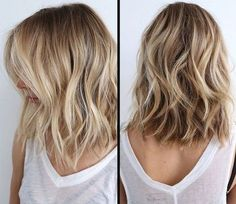 brown lowlights on blond hair