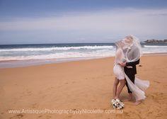 https://flic.kr/p/DhwEBZ | Wedding at Wamberal Bch