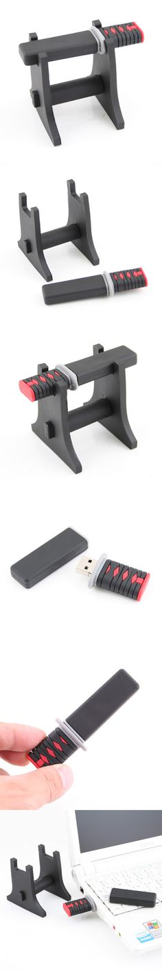 Samurai Sword USB Flash Drive http://www.usbgeek.com/products/samurai-sword-usb-flash-drive