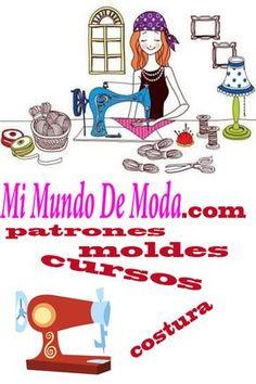 #moldes #cursos #patrones #costura #ideas