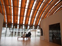 Crystal Bridges Museum of American Art -- Bentonville, Arkansas    Architect: Safdie Architects  Completion: 2011