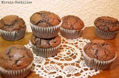 Muffins de CHOCOLATE!!!