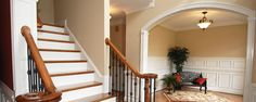 Give your home a much needed face-lift with interior and exterior residential painting services in Glenwood. We provide residential painting services by experienced painters & painting contractors in Glenwood. Design Hall, Flur Design, House Paint Interior, Interior Trim, Interior Design, Interior Painting, Interior Doors, Italian Living Room, Sydney