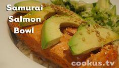Samurai Salmon Bowl