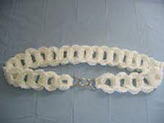 Ravelry: Large Pieces Interlocking Belt pattern by Donna Collinsworth... Free pattern!