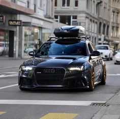 So make it happen! Audi A6 Allroad, Audi Rs6, All Sports Cars, Sport Cars, Audi A6 Rs, Audi Quattro, Gold Wheels, Rich Kids Of Instagram, Audi Sport