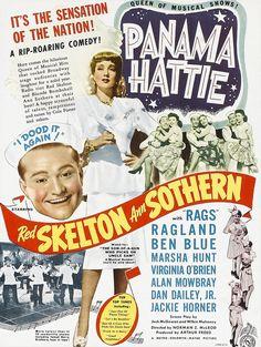 Panama Hattie - Trade Ad