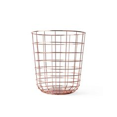 Wire Bin, Copper