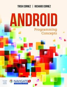 Android programming concepts  / Richard Cornez