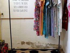 DIY Cloth wardrobe
