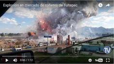 Explota mercado de pirotecnia en Estado de México; reportan heridos - http://www.esnoticiaveracruz.com/explota-mercado-de-pirotecnia-en-estado-de-mexico-reportan-heridos/