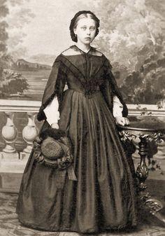 4 Prints Civil War Photos Girls in Lovely Dresses Hats   eBay