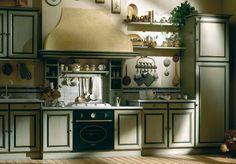 Marchi Group - Provenzal Country Style Cocina - cocina de Albañilería - Granduca