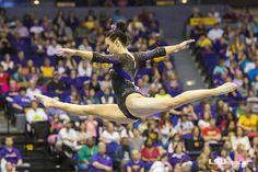 142 Best NCAA Gymnastics images in 2019 | Female gymnast ...