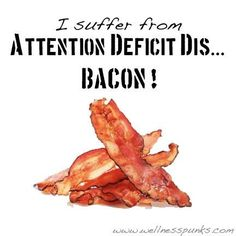 The perfect paleo food, bacon!