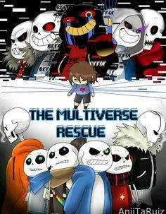The multivers rescue by aniitariuz on deviantart