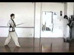 Korean Martial Art Sword Form - OaeGeom - RyuPiRyu
