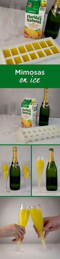 Try this new twist on the classic mimosa!