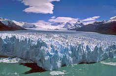 Paisajes de Ensueño: Paisajes de Argentina glaciares