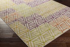Surya Jax Power Loomed Olive Modern Rug from the Clearance Rugs collection at Modern Area Rugs Clearance Rugs, Kids Play Area, At Home Furniture Store, Orange Area Rug, Modern Area Rugs, Coastal Cottage, Quality Furniture, Accent Furniture, Room Colors