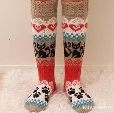 Knitting Patterns Wear Cowboy socks (pdf file for e-mail) Crochet Socks, Knitting Socks, Knit Crochet, Boot Toppers, Yarn Inspiration, Patterned Socks, Wool Socks, Sock Shoes, Leg Warmers