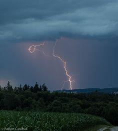 07.07.2014 - CG Blitz nahe Grieskirchen (OÖ)