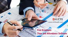#Shifts - Free #Time And# Attendance #Software