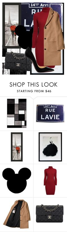 """""""Untitled #649"""" by pauloskompanieros on Polyvore featuring Alpine, Ethan Allen, Rumour London, Chanel and Christian Louboutin"""