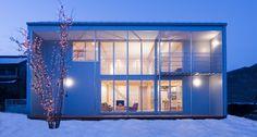 木の家―人と、ひとつながりの家|無印良品の家