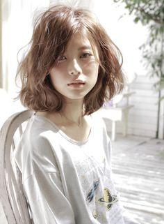 ゆるふわヘアスタイルのアイデア♬美髪ケアでさらに輝く髪型・カット・アレンジ♡ Hairstyle, Portrait, Fashion, Hair Job, Moda, Hair Style, Headshot Photography, Fashion Styles, Hairdos