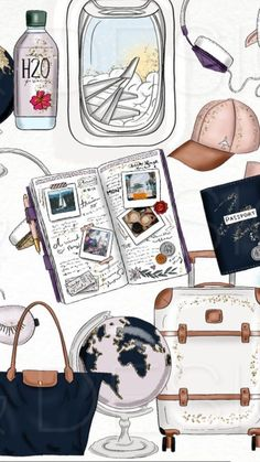 19 Trendy travel design layout vacation scrapbook in 2020 Travel Wallpaper, Photo Wallpaper, Mobile Wallpaper, Bridge Wallpaper, Screen Wallpaper, Wallpapers Tumblr, Cute Wallpapers, Wallpaper Wallpapers, Image Swag