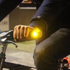 WingLights Mag - Clignotants pour Vélo (Noir): Amazon.fr: Commerce, Industrie & Science