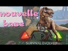 SangoGamerTV: ARK survival (Obligation de recommencer) on en par...