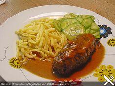 Rouladen, ein beliebtes Rezept aus der Kategorie Gemüse. Bewertungen: 175. Durchschnitt: Ø 4,6.