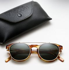 Channel Your Inner James Dean in Randolph Engineering Eyewear by Michael Bastian | JustLuxe Mobile