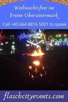 Weihnachtsfest im Freien Obersteiermark #FlaschCity #Flasch #city #Austria #Christmas #Veranstaltungsfläche #Veranstaltungsraum #EventlocationamSee #EventlocationamStrand #Firmenfeier #christmastree #christmastime #christmasgift #christmasparty #christmaseve #christmaspresent #christmasspirit #christmaspresents #christmascard #christmasmarket #christmascountdown #christmascards #christmasmood #ChristmasDay Strand, Concert, Event Room, Outdoor, Concerts