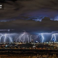 People's Weather DSTV Channel 180 - Google+ Lightning Photos, Channel, Weather, Google
