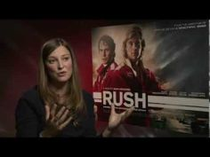 James Kleinmann interviews Alexandra Maria Lara who plays Marlene Knaus in movie Rush about her experience working with director RON HOWARD. Rush Movie, Alexandra Maria Lara, German Star, Escape Plan, Interview, Bucharest, Actors, How To Plan, Romania